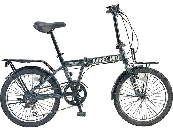 折りたたみ自転車も便利