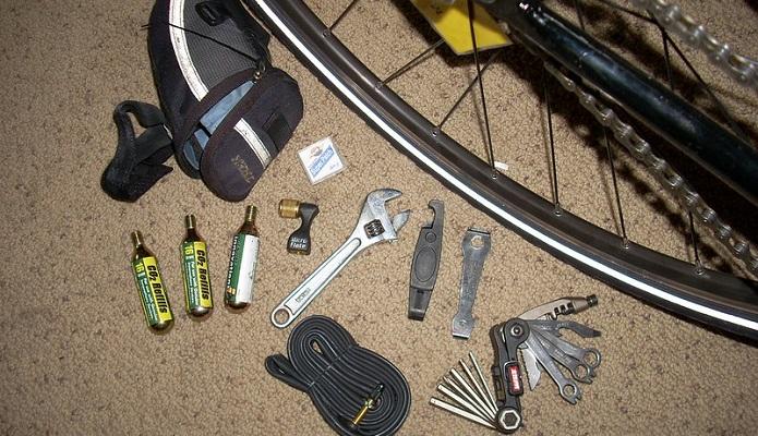 サイクリングに持って行きたい携帯工具