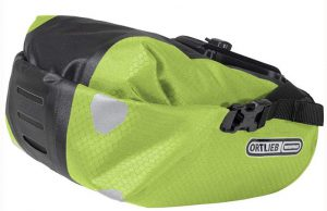 【防水】サドルバッグの定番ならオルトリーブ!ロングライドやブルべにいかが?