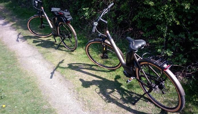 e-bikeの楽しみ方、いろいろありますよ