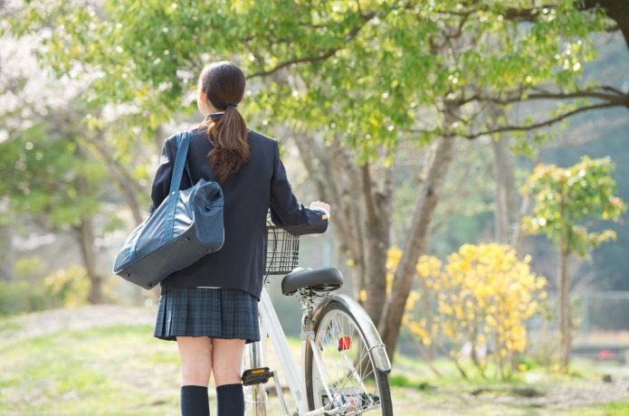 卒業まで使える、中学生の通学自転車を探したい!