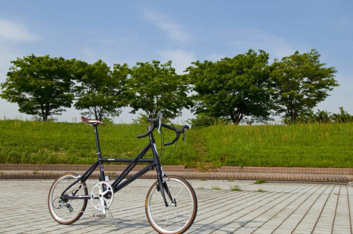 センタースタンドで自転車をもっと便利に