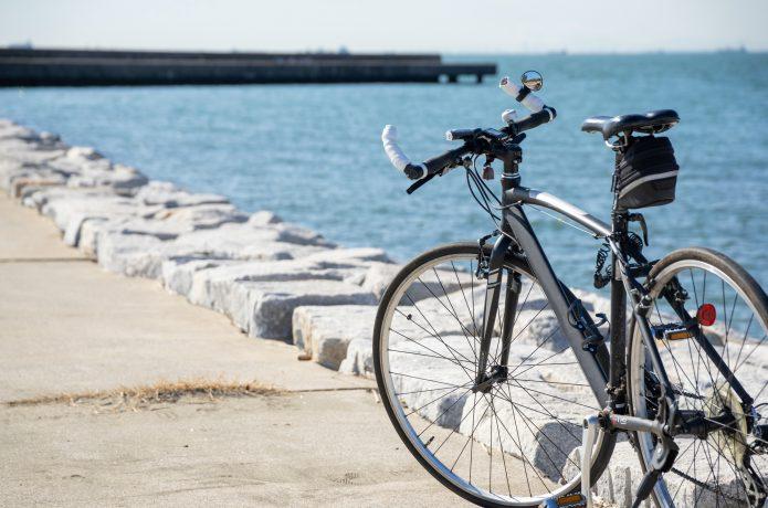 クロスバイクをカスタムして楽しむ!