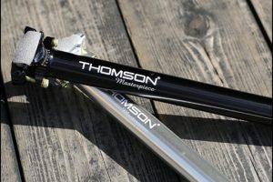 【削り出しの逸品】トムソンのシートポストはいかがですか?