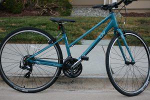 Livのクロスバイク最新ラインナップをご紹介!女性向けデザインが人気ですよ