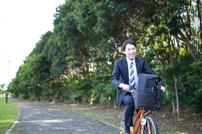 3kmくらいの近場を走るなら「シティサイクル」も便利
