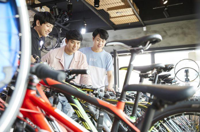 自転車選びの第一歩は、目的にあった種類を選ぶこと!