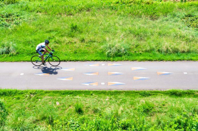 ロードバイクのほうが長距離向き?