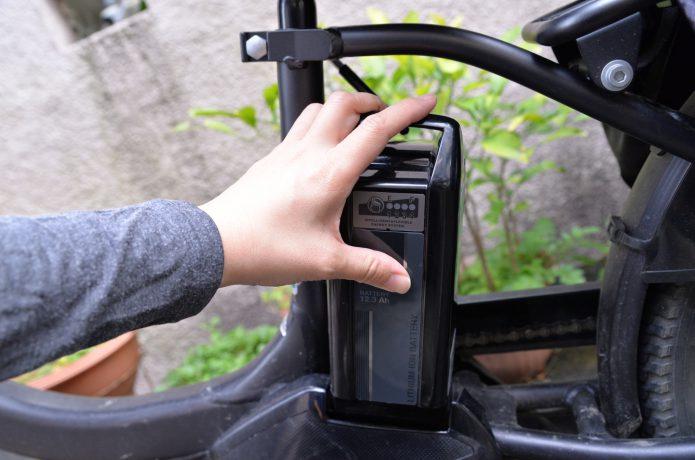 バッテリー容量で走行可能距離も変わります
