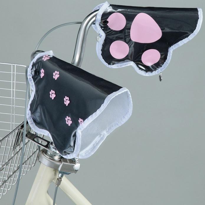 デザインによっては自転車のアクセントに!