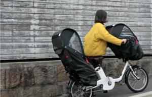 【雨や防寒対策に】自転車のチャイルドシート用レインカバーおすすめ12選