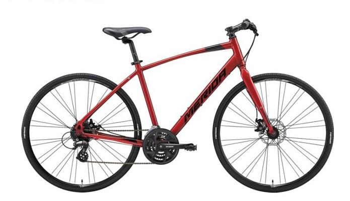 街乗りにも休日サイクリングにも、メリダのクロスバイク!