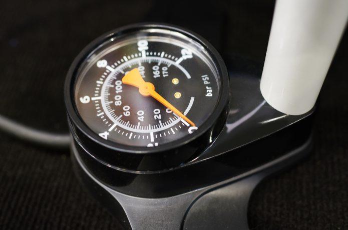 空気圧計があると便利