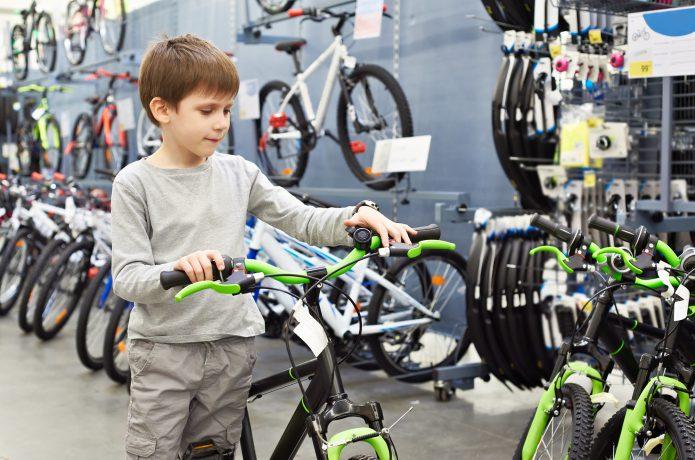 子供用の自転車、どこで買う?