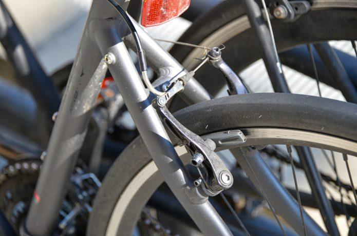 ブレーキは自転車で最も大切なパーツの1つ