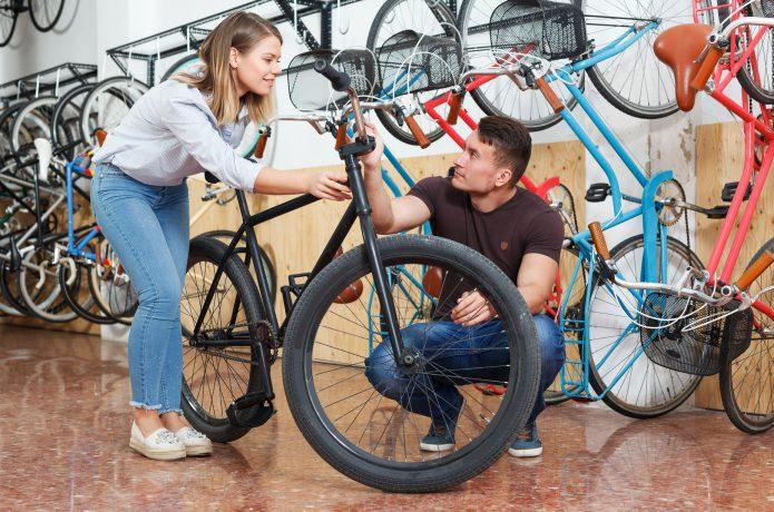 自分に合った自転車、どうやって見つける?