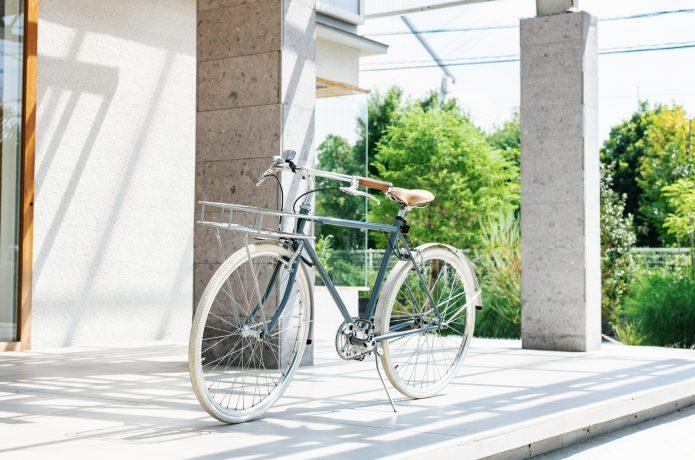 組み立ててある自転車を選ぶ