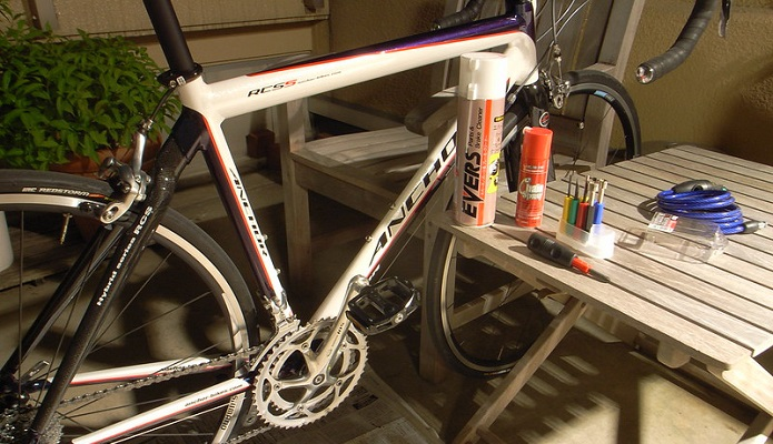 日本ブランド「ANCHOR(アンカー)」のロードバイク