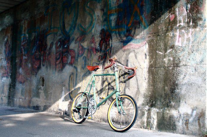 ツーリング、サイクリングもこなしちゃう