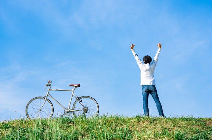 スポーツバイクでサイクルライフを楽しもう!