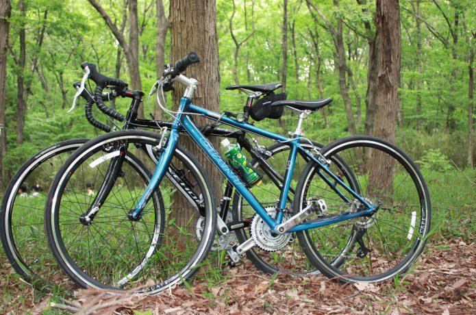 「移動」ではなく「楽しむ」自転車がスポーツバイク