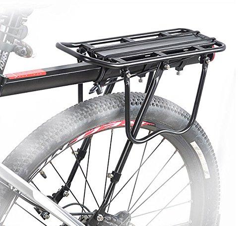 荷台のない自転車は、どうする?