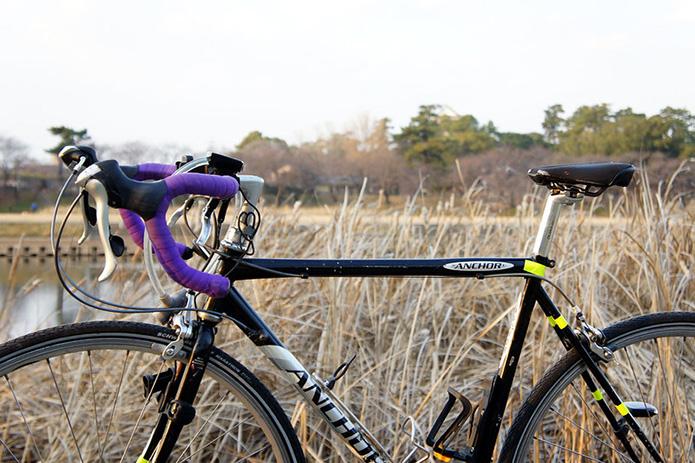 クロスバイク、ロードバイクもおすすめ