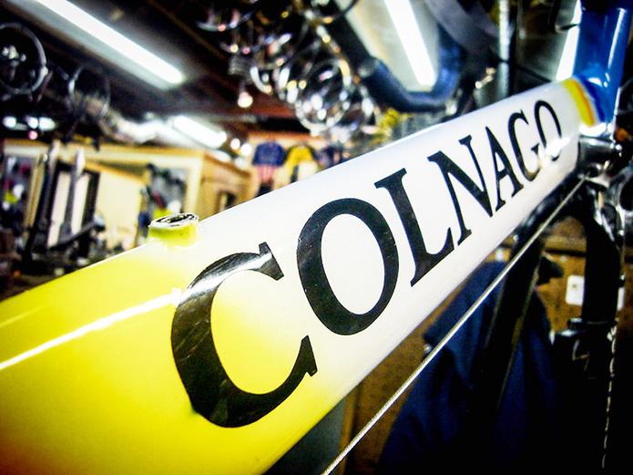 イタリアの伝統ブランド・COLNAGO(コルナゴ)