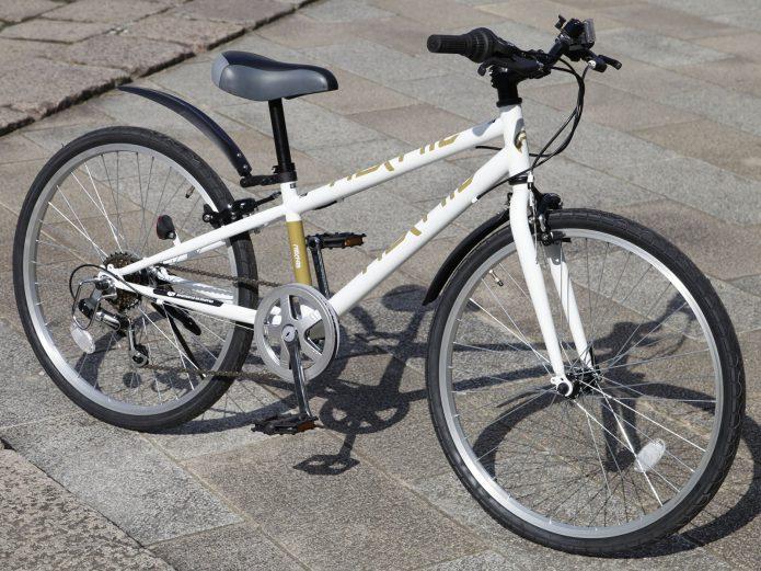 スポーティーな自転車も人気