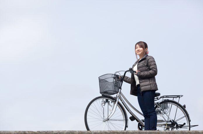 ママチャリ【時速12~18km】