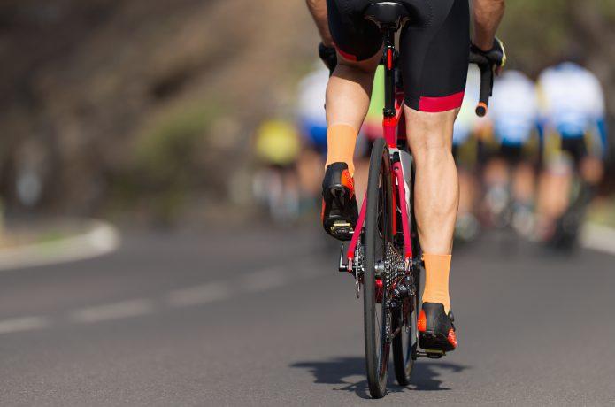 サイクリングには、「ビンディング」が快適
