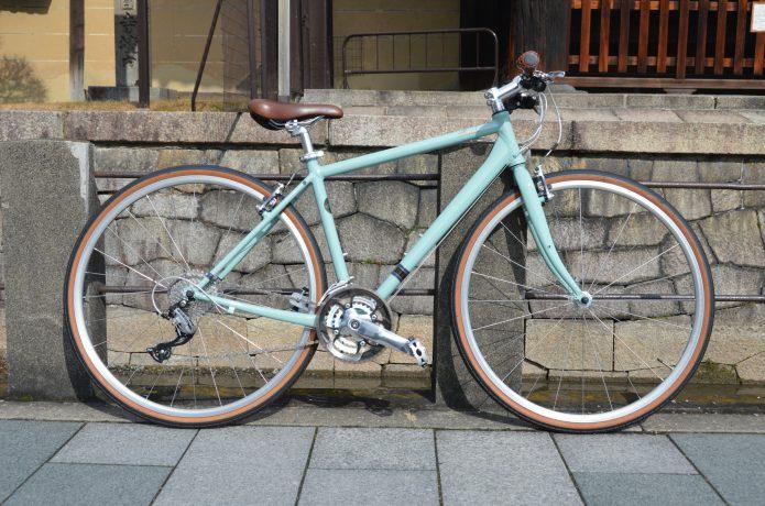クロスバイク【時速18~25km】