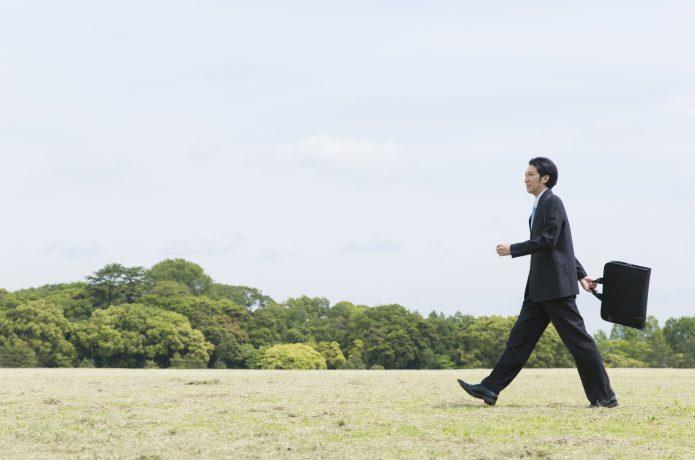 【参考】徒歩は時速約4kmです、