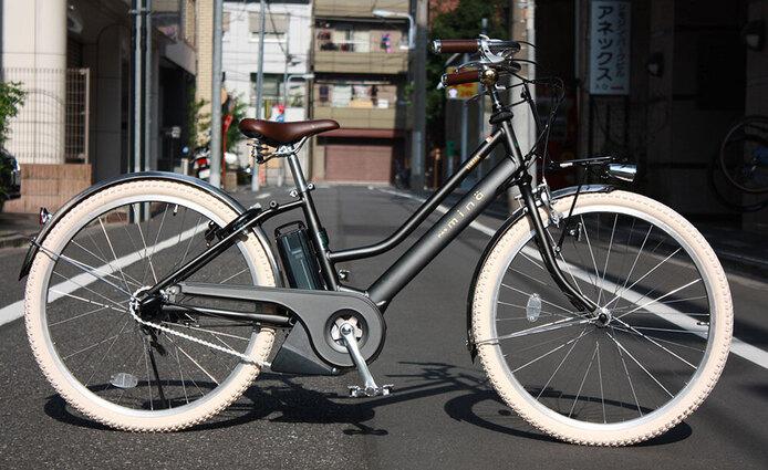 電動アシスト自転車の生みの親!ヤマハ