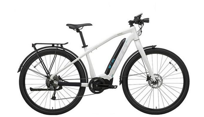 スポーツバイクにアシスト?!「e-bike」もあります