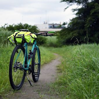 日々を一緒に冒険してくれる自転車