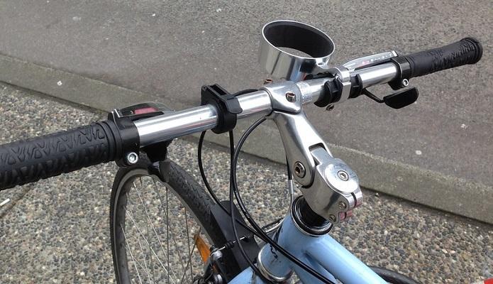 自転車のハンドル、変えてみませんか?