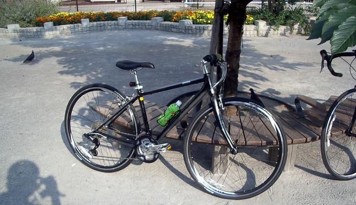 クロスバイクって、どんな自転車?