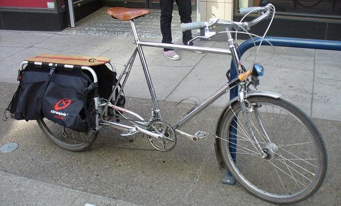 自転車のハンドルを変えて、愛車をもっと自分好みにしよう