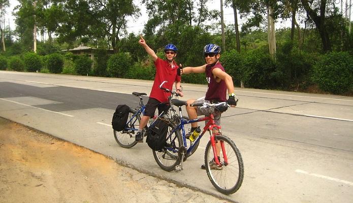 クロスバイクで、スポーツバイクデビューしよう!