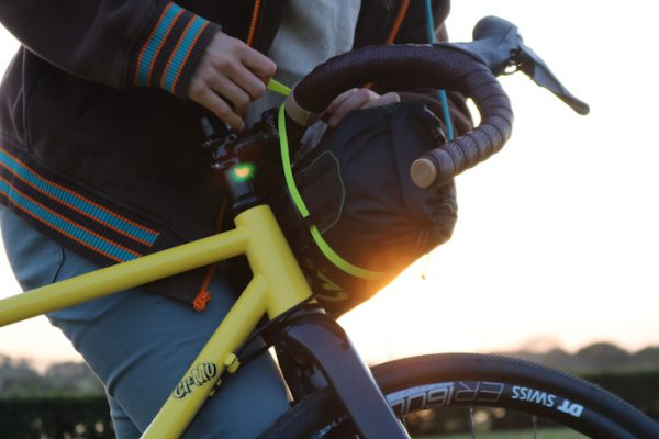 ULバイクパッキングを加速させる期待の新テント