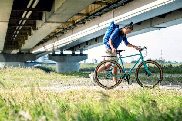 乗る人の行動パターンや生活スタイルに合わせて変化できる自転