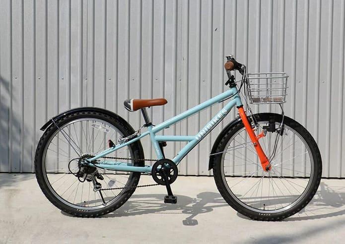 キッズ向けの自転車も!