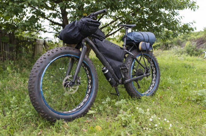 自転車キャンプのおすすめパッキング方法