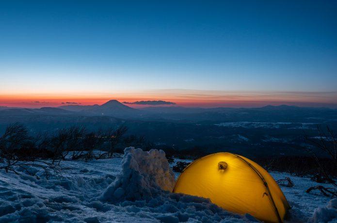ソロ用の軽量テント