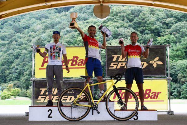 長野県王滝村で開催されるSDA王滝にβ版のバイクで出走