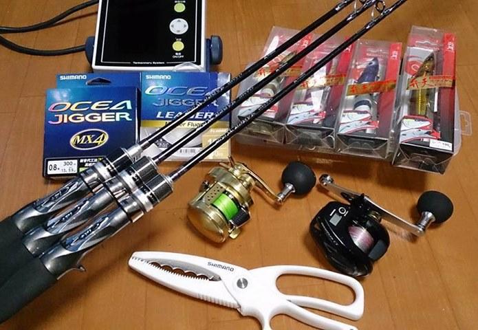 【豆知識】釣り具としても有名