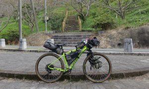ブラックバーンでバイクパッキング!バッグ選びに終止符を。