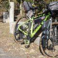 自転車キャンプの味方!トピークのヴァーサケージが、いい感じです。