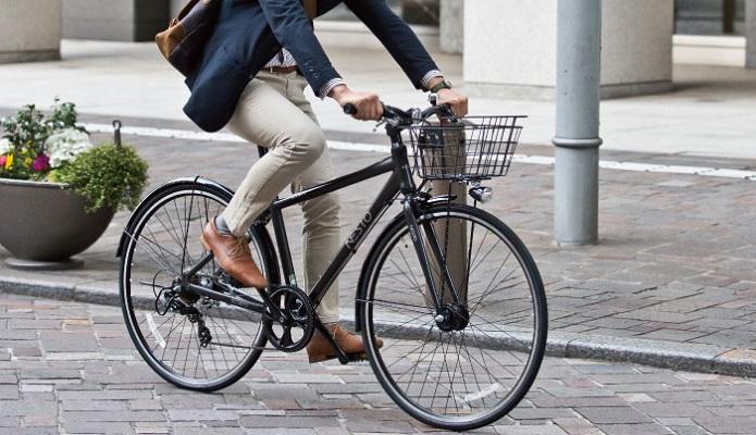 ネストのクロスバイク、相棒にしませんか?